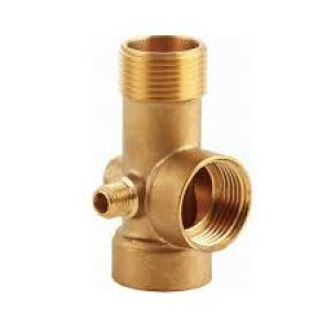Five way Brass connector – R-5