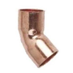 15mm-76mm 45deg cap Elbows
